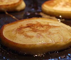 recette cyril lignac de pancakes