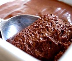 mousse au chocolat façon lenotre
