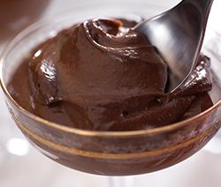 mousse au chocolat façon Thierry Marx