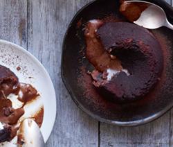 Fondant ultra fondant au chocolat
