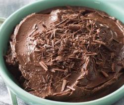 mousse au chocolat de philippe conticcini