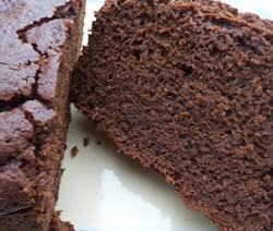 gâteau au yaourt et chocolat avec maizena