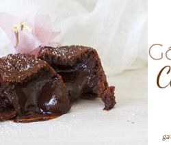 Moelleux coulant chocolat mercotte