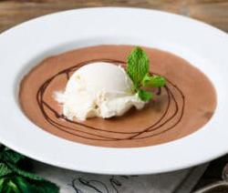 erecette soupe au chocolat